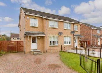 Thumbnail 3 bedroom semi-detached house for sale in Whinhill Road, Glasgow, Lanarkshire