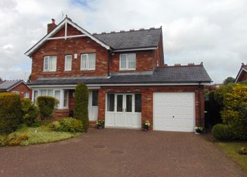 Thumbnail 4 bedroom detached house for sale in Mountainhall View, Dumfries