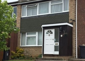 Thumbnail 3 bed end terrace house to rent in Elmwood, Sawbridgeworth