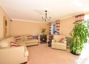 Thumbnail 2 bed semi-detached bungalow for sale in Arundel Close, Lords Wood, Chatham, Kent