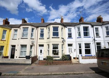 Thumbnail 2 bed terraced house for sale in Lawn Road, Exmouth