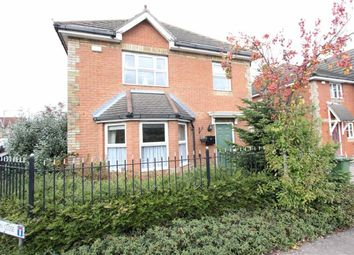 Thumbnail 3 bed link-detached house to rent in Camomile Road, Romford, Essex