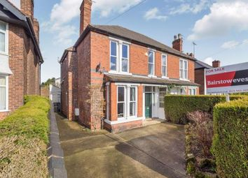 Thumbnail 3 bed semi-detached house for sale in Humber Road, Beeston, Nottingham