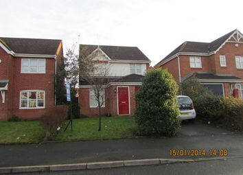 Thumbnail 3 bed detached house to rent in Howgill Crescent, Oldham