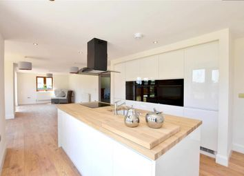 Thumbnail 4 bed detached house for sale in Ashford Road, High Halden, Ashford, Kent