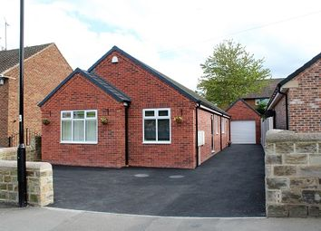 Thumbnail 3 bed bungalow for sale in Station Rd, Mosborough