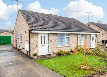 Thumbnail 2 bed semi-detached bungalow for sale in Birkdale Avenue, Knaresborough, North Yorkshire