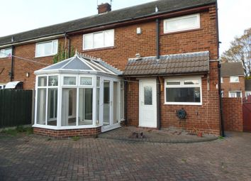 Thumbnail 3 bed semi-detached house to rent in Ewood Drive, Bessacarr, Doncaster