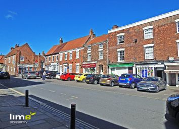 Thumbnail 2 bed flat to rent in Market Place, Hedon, Hull