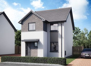 Thumbnail 3 bed detached house for sale in Maitland Crescent, St Ninians, Stirling