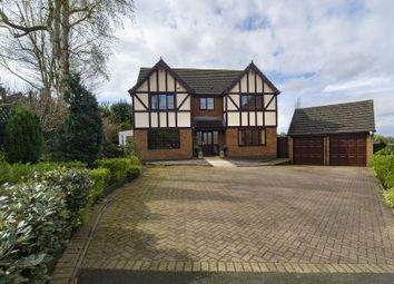 5 bed detached house for sale in Penn Road, Gospel End, Dudley DY3