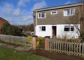 Thumbnail 3 bed semi-detached house for sale in Brookside, Ashbourne