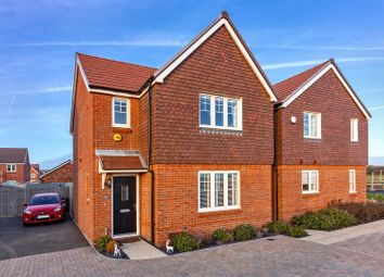 3 bed detached house for sale in Peony Grove, Worthing BN13