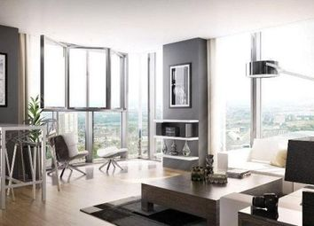 Thumbnail 1 bedroom flat for sale in Stratosphere, Stratford