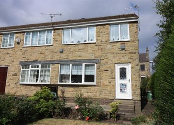 Thumbnail 3 bed end terrace house for sale in Hopwood Close, Horsforth, Leeds