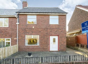 Thumbnail 3 bed semi-detached house to rent in Gloucester Road, Consett