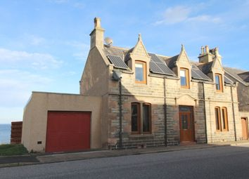 Thumbnail 3 bed detached house for sale in Chancellor Road, Portessie, Buckie