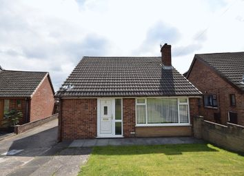 Thumbnail 3 bed detached bungalow for sale in Caton Crescent, Norton, Stoke-On-Trent