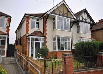 Thumbnail 4 bed semi-detached house for sale in Park Avenue North, Abington, Northampton