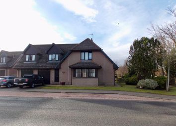 Thumbnail 4 bed property for sale in Station Road, Longside, Peterhead