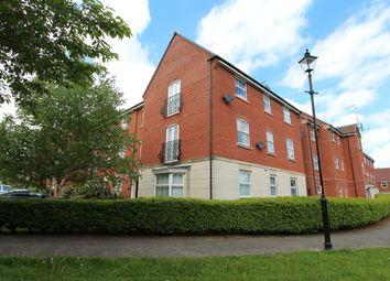 Thumbnail 2 bed flat for sale in Linnet Court, Uppingham, Oakham