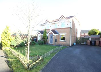 Thumbnail 2 bed semi-detached house to rent in Prunella Drive, Lower Darwen, Darwen