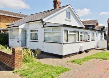 Thumbnail 2 bed detached bungalow for sale in Lappmark Road, Canvey Island