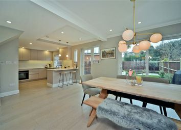 Thumbnail 4 bed semi-detached house for sale in Timbercroft, Epsom