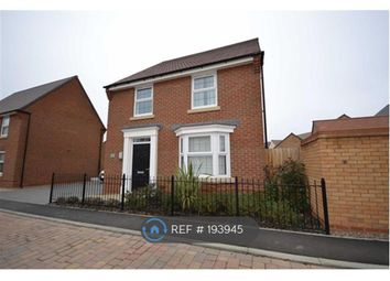 Thumbnail 4 bed detached house to rent in Arnold Drive (Priors Hall Park), Northants