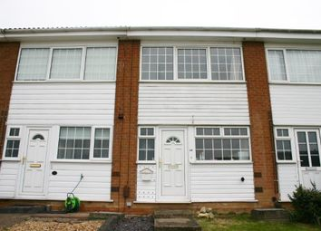 Thumbnail 2 bed town house for sale in Ormskirk Rise, Spondon, Derby