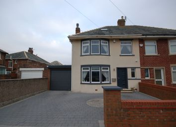 Thumbnail 3 bed semi-detached house for sale in Rutherford Place, Blackpool