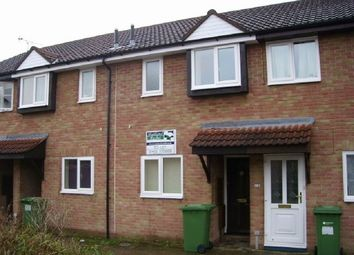 Thumbnail 2 bed terraced house to rent in Balfour Close, Moorfields, Hereford