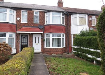 Thumbnail 2 bed terraced house for sale in County Road South, Hull