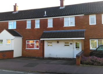 Thumbnail 3 bed terraced house to rent in Wissage Lane, Lichfield