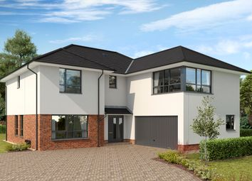 Thumbnail 5 bedroom detached house for sale in Stewart Gardens, Malletsheugh Road, Newton Mearns