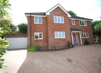 Thumbnail 4 bed detached house for sale in Church Crescent, Finchley, London