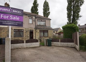 Thumbnail 3 bed semi-detached house for sale in Dovesdale Grove, Bradford