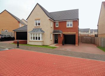 Thumbnail 4 bedroom detached house for sale in Cook Crescent, Motherwell