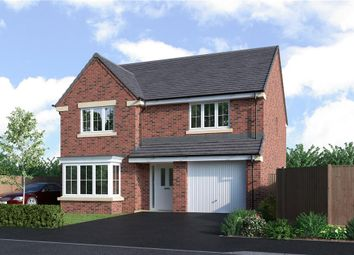 "Thumbnail 4 bed detached house for sale in ""Chadwick"" at Lammack Road, Blackburn"