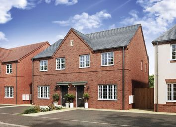 Thumbnail 3 bed semi-detached house for sale in Easingwold, North Yorkshire
