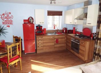 Thumbnail 2 bed flat for sale in Tucano Court, Silver Streak Way, Rochester, Kent