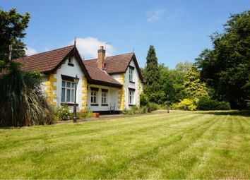 Thumbnail 4 bed detached house for sale in Llynclys, Oswestry