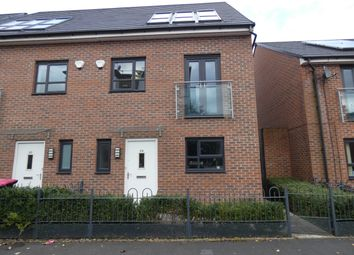 Thumbnail 4 bed semi-detached house for sale in Lord Street, Salford