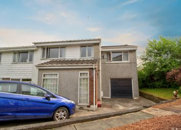 Thumbnail 4 bed semi-detached house for sale in Pinewood Avenue, Lenzie, Kirkintilloch, Glasgow
