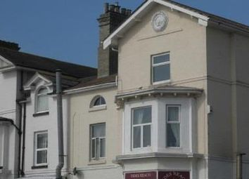 Thumbnail 2 bedroom flat to rent in Esplanade, Lowestoft