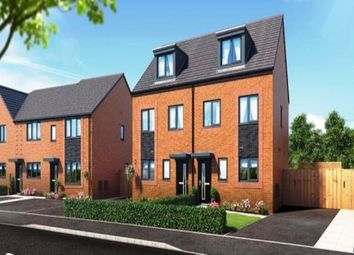 Thumbnail 3 bed semi-detached house for sale in Eagle Drive, Salford