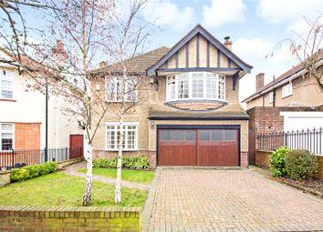 Thumbnail 4 bed detached house for sale in Glenesk Road, Eltham Park, London
