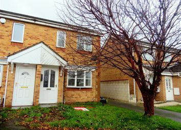 Thumbnail 2 bedroom semi-detached house to rent in Horse Bank Drive, Lockwood, Huddersfield