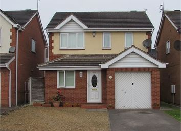 Thumbnail 3 bed detached house for sale in Arlott Way, New Edlington, Doncaster