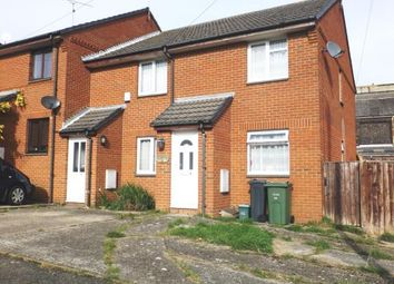 Thumbnail 2 bed end terrace house for sale in Bailey Close, Ryde